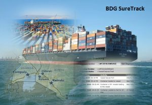 International Shipping Logistics SureTrack System