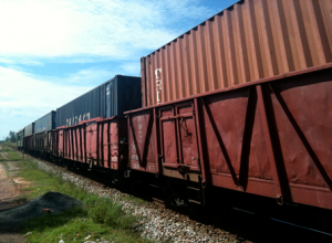 Rail Freight Tracking