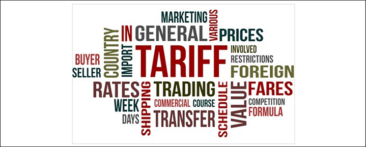 Proposed Tariff List on Chinese Products