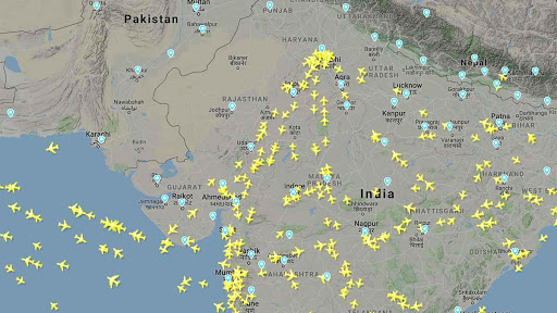 Pakistan airspace remains closed