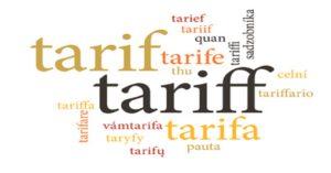 Tranche 3 Tariffs
