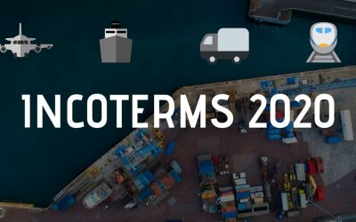 INCOTERMS 2020 Rules to be implemented January 1st 2020