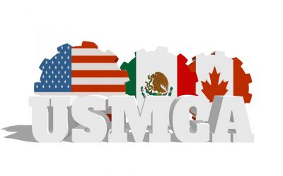 The USMCA trade agreement will begin on July 1st 2020