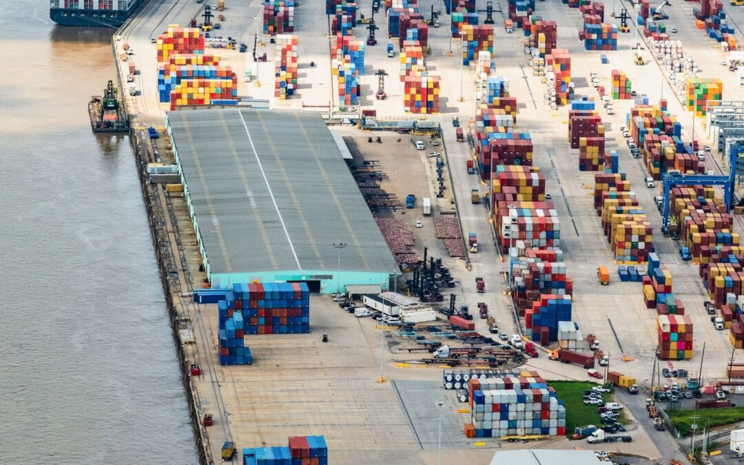 Port of New Orleans | Container Vessel Operation Resumes